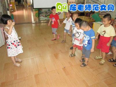 幼儿教育随笔:善于发现的眼睛