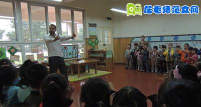 幼儿园数学活动《积木商店》课后反思