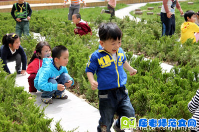 幼儿园教育随笔:我们不该吓唬孩子