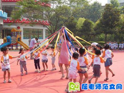 幼儿园教育随笔:激发创造思维,解放头脑