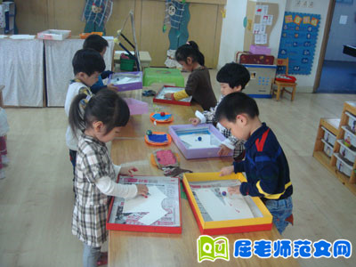 幼儿教师教育随笔:注意发现孩子们的闪光点