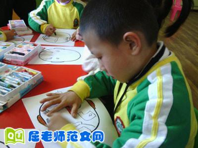 幼儿园教育随笔:插队小启示