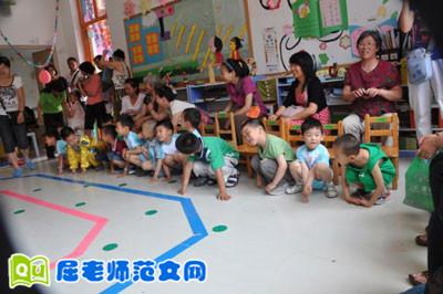 幼儿园上学期教育随笔《尊重幼儿的个体差异》