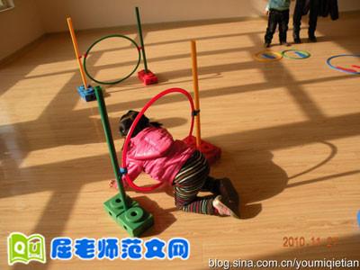幼儿园教育随笔:意外飞来的小客人