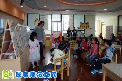 幼儿园教育随笔:适时调换幼儿座次好处多