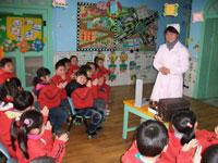 幼儿园小班教师工作总结报告