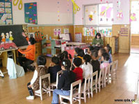 幼儿园小班10月工作计划范文