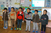 幼儿园大班每周评语大全
