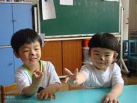 幼儿园教育笔记:互动中的另一种美丽