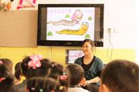 幼儿园教育随笔:爱护小动物