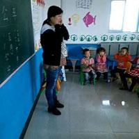幼儿园小班第二学期幼儿评语