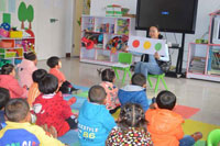 幼儿教师教育随笔:让孩子释放消极情感