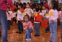幼儿园教育笔记:关注每一个孩子