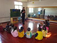 幼儿园教育笔记:小西瓜虫的到来