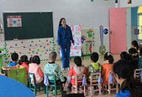 小班语言活动教学反思《蛤蟆种瓜》