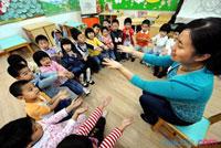 幼儿园中班教育笔记:午睡习惯的形成