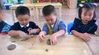 幼儿园小班第二学期评语