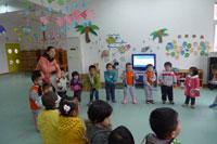 幼儿园中班下学期评语