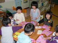 幼儿园教育随笔:请给孩子打打气