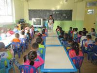 幼儿园教育随笔:鼓励孩子勇于攀爬