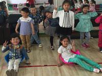 幼儿园教育笔记:玩具进水了