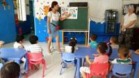 幼儿园教育随笔:幼儿园语言教学中教师提问的有效策略