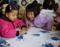 幼儿园大班上学期幼儿评语