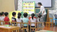 幼儿教师教育随笔:让不爱开口的孩子多讲话