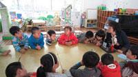 幼儿园小班言说课稿《这是谁的家》