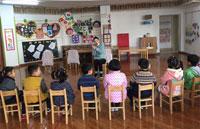 幼儿园小班语言说课稿:太阳和月亮