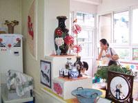 艺术活动《美丽的花布》教学反思
