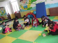 幼儿园中班教师教育工作总结报告