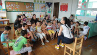 幼儿园教育随笔:游戏中的孩子是幸福的