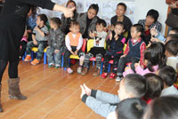 幼儿园大班教育笔记:调皮的孩子需要表扬
