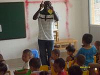 幼儿园教育笔记:做个诚实的孩子