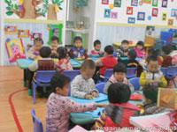 幼儿园毕业班评语(五)