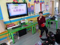 幼儿园反思:面对好奇心引发的错误