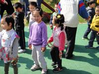 """幼儿园教育随笔:孩子的""""蜕变"""""""