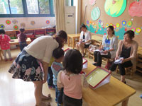 幼儿园大班保育员工作计划范文