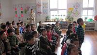 2017幼儿园大班德育工作计划