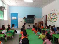 幼儿园大班下学期班务工作总结