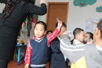 幼儿园大班评语(一)