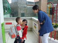 幼儿园大班德育工作总结报告