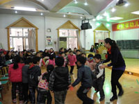 幼儿园教育随笔:设立值日生