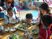 幼儿园小班下期评语