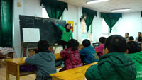 幼儿园托班上学期工作总结