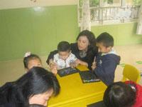 幼儿教师教育随笔:宽容的力量
