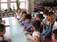 幼儿园中班语言说课稿《落叶飘飘》