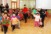 幼儿园教育随笔:角色游戏带给孩子们的……
