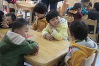 幼儿园教育笔记:让孩子学会感恩